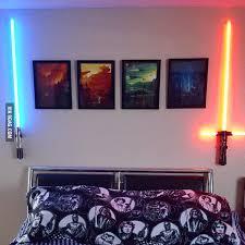 Badass Star Wars bedroom decoration