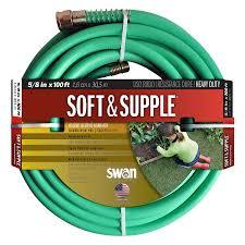 25 foot garden hose. swan 5/8-in x 100-ft heavy-duty garden hose 25 foot d