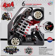 радиоуправляемая <b>машина Безумные</b> гонки 4х4, <b>Joy toy</b> ...