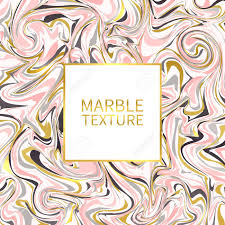 Marble Texture Gold Pink Black And White Marble Template