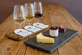 pudding wine flight