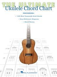 The Ultimate Ukulele Chord Chart Hal Leonard Online