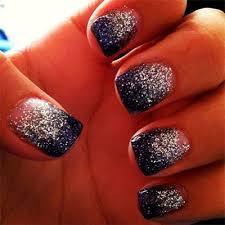 Gel Nails Designs Ideas 15 glitter gel nail art designs ideas trends