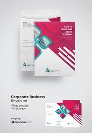 Freepiker Corporate Business Envelope Catalogue