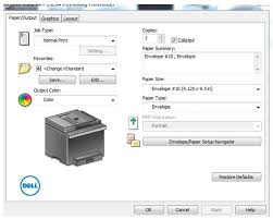 How To Load Envelopes On The E525w Dell Laser Printer Dell