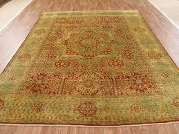 8 x 10 kashmir silk persian area rug