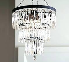 chandeliers pottery barn chandelier crystal large paige chande crystal chandeliers under chandelier pottery barn