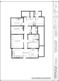 office design layout plan. Chiropractic Office Design Layout Plan With Open Therapy Rooms And Semiopen Adjustment Expansion Floor Functional Neurology