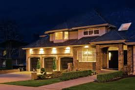 Beautiful Exterior Soffit Lighting Images  Amazing House Soffit Lighting Exterior