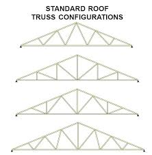 Vaulted Parallel Chord Truss Span Chart Parallel Chord Truss Parallel Chord Truss Depth Parallel