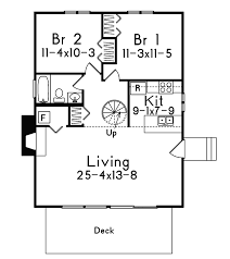4 Bedroom Floor Plan  Ranch House Plan By Max Fulbright DesignsVacation Home Floor Plans