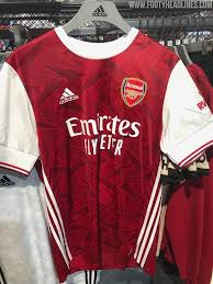 The club wants to 'unite generations' by away: Arsenal 2020 21 Kits New Gunners Home Shirt For Next Season Leaked Online With Unique Pattern
