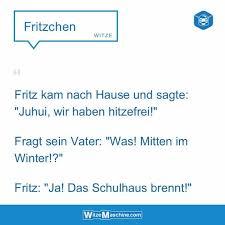 Die Lustigsten Top 10 Fritzchen Witze