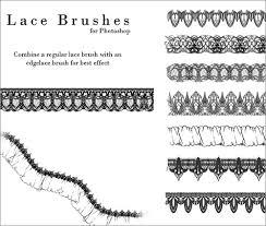 ガーリー系ゴシック系のデザインやイラストに繊細でかわいいレース柄