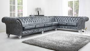 idea silver leather sofa pictures sofas awesome silver grey sofa blue leather sofa grey tufted