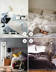 How To Arrange A Throw Blanket On A Bed