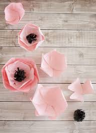 Cardstock Paper Flower 11 Gorgeous Ways To Make Paper Flowers