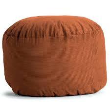 corduroy bean bag chair wide wale foot medium in navy corduroy bean bag chair