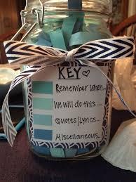 365 Note Jar Best Friend Birthday Present Diy Birthday Gifts Boyfriend Gifts