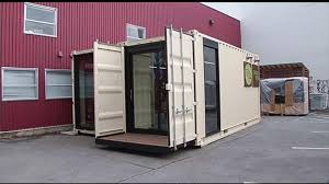 cargo container office. Buffering Cargo Container Office