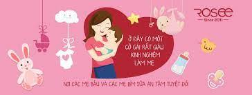 Rosee baby - Hàng xách tay Anh cho Mẹ và Bé - Home