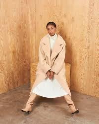 Light sheepskin coat — <b>12Storeez</b>