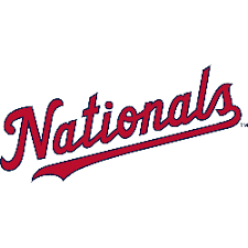 Washington Nationals Wordmark Logo | Sports Logo History