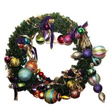 large wreath lighted outdoor wreaths for