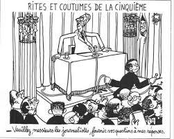 """Résultat de recherche d'images pour """"caricature de la V° république"""""""