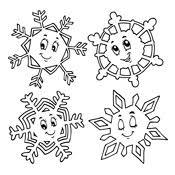 Kleurplaat Winter Vol Sneeuwpret Seizoen 3253