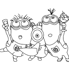 Small Picture Despicable Me Coloring Pages3 Coloring Pages Pinterest
