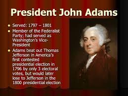 「president john adams」の画像検索結果