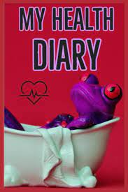 My Health Diary: A Unique Journal to record your health records: Motte,  Camilla: 9798697154342: Amazon.com: Books