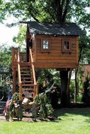Cool 167 Tree House Design Ideas