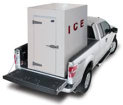 Ice Merchandisers - Refrigerated Transports - Leer