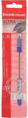 <b>Ручка шариковая ErichKrause ULTRA-30</b>, цвет чернил синий ...