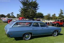what new car did chevy release in 19681968 Chevrolet Impala Series  conceptcarzcom