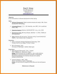 9 Resume Samples For Jobs Forklift Resume