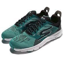 skechers running shoes. image is loading skechers-go-run-ride-6-iv-teal-black- skechers running shoes s
