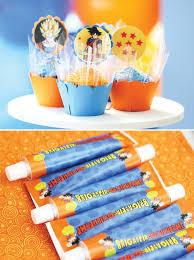 Dragon Ball Z Decorations Dragon Ball Z Party Dragon ball 21