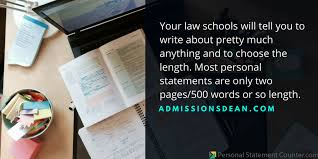 Personal statement law school how long   Affordable Price    Real Law School Personal Statements  And Everything You Need to Know to  Write Yours