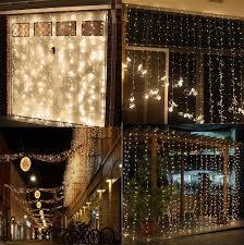 Curtain String Led Lights Christmas Holiday Led Commercial Weeding Curtain String Light With Warm White Light Buy String Light Curtain String Light Weeding Curtain String