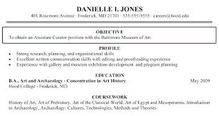 Education Objective For Resume Teaching Objective Resume Best
