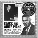 Black & White Piano, Vol. 2 (1929-1942)