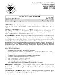 Surgical Tech Resume Templates Bitwrkco