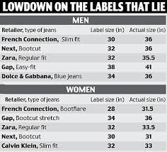 Draggin Jeans Size Chart 49 Accurate Womens Jeans Size Chart Inches