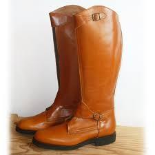 spanish leather boots zip jpg