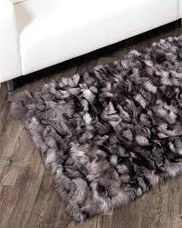 white faux fur area rug off white faux fur area rug gallery images of rug throughout fur area rug