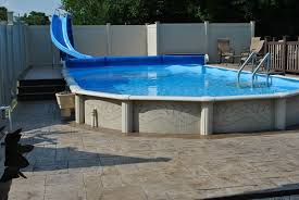 homemade above ground pool slide. We Can Even Build A Water Slide Homemade Above Ground Pool