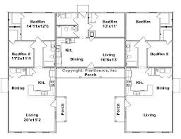 h shaped house plans floor plan u awesome v with pool in middle australia